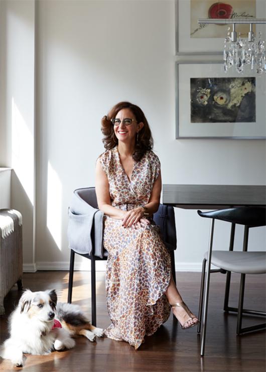 Interior Designer Laurie Blumenfeld-Russo