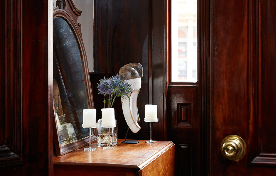 LBR | HOME Interior Design Brooklyn Brownstone