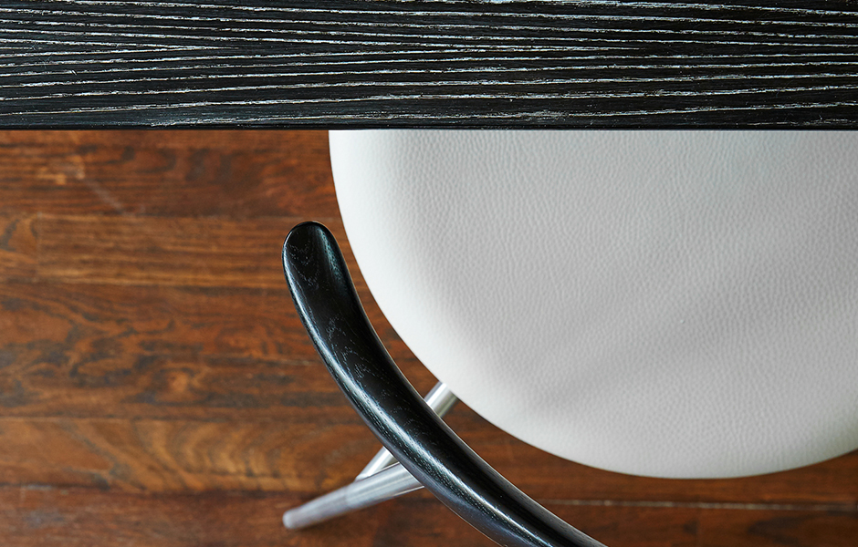 DINING AREA DETAILS: CUSTOM FURNITURE BY LBR | HOME