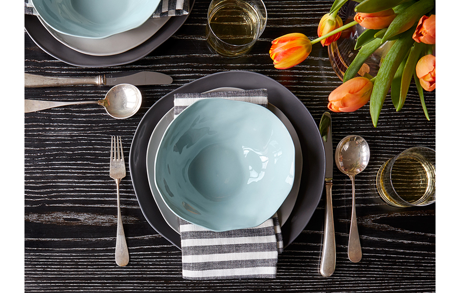 LBR | HOME DINING ROOM DESIGN DETAILS TABLESCAPE NYC
