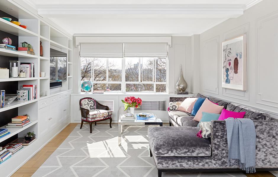 LBR|HOME NYC Interior-Design | Manhattan Renovation