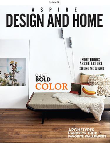 Laurie Blumenfeld Design in Aspiresidechat_ASPIRE-DESIGN AND HOME summer 2019