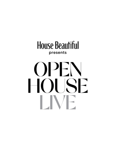 HOUSE BEAUTIFUL Open House Live: Laurie Blumenfeld