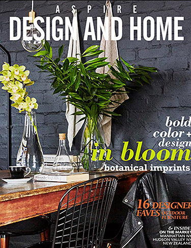 Laurie Blumenfeld Outdoor Picks & Roof Design in Aspire Design And Home