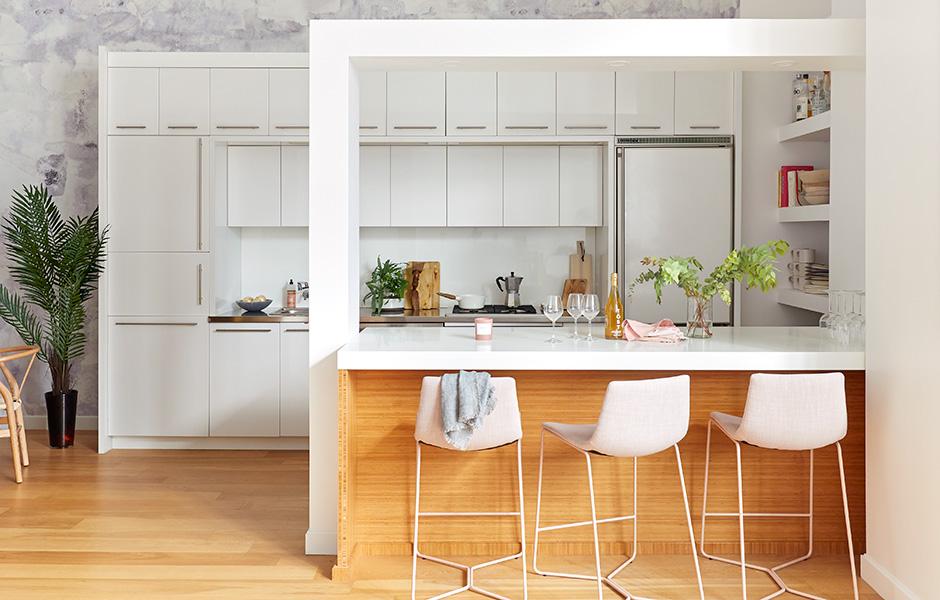Laurie Blumenfeld Design LIC Loft Interior Design