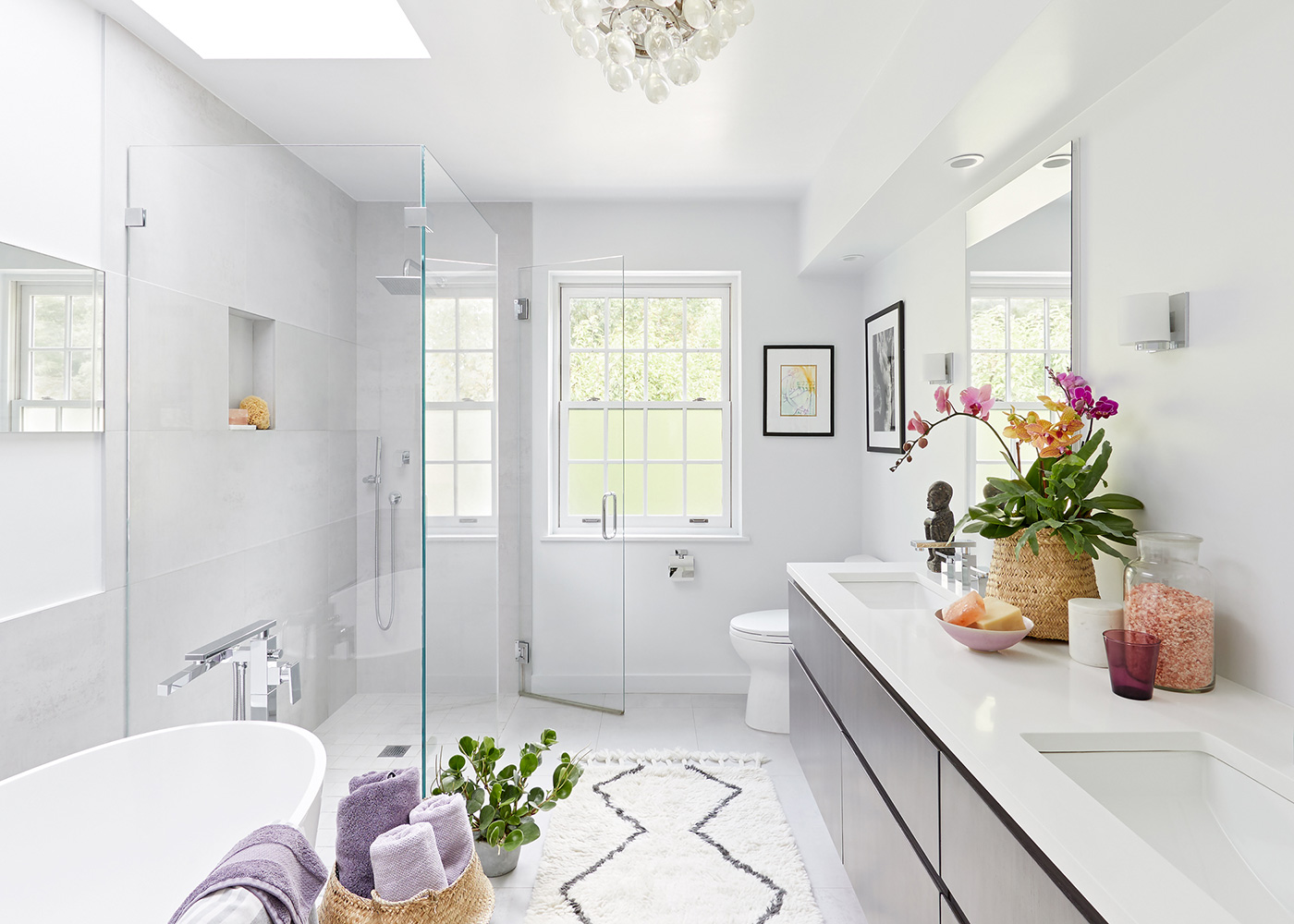 Laurie Blumenfeld Design Westchester-NY Master Bath Renovation