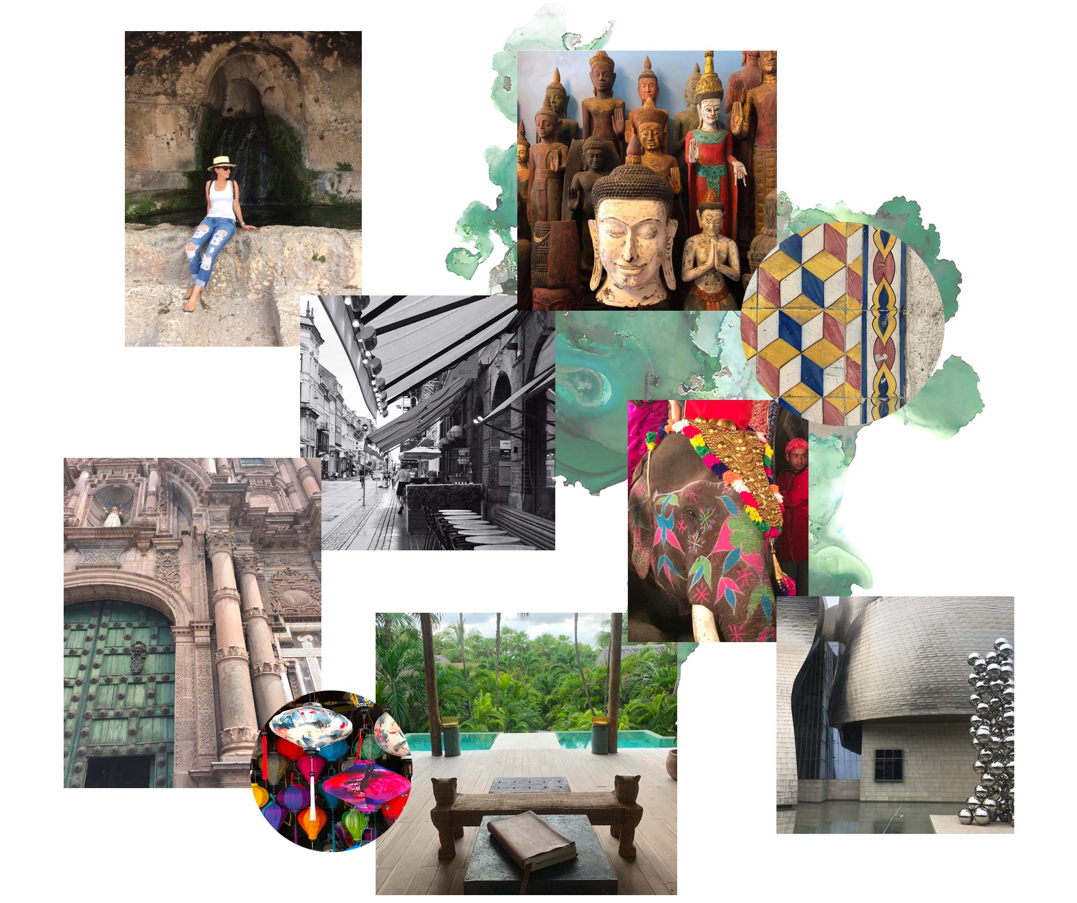 Laurie Blumenfeld Design Global Travel Inspiration