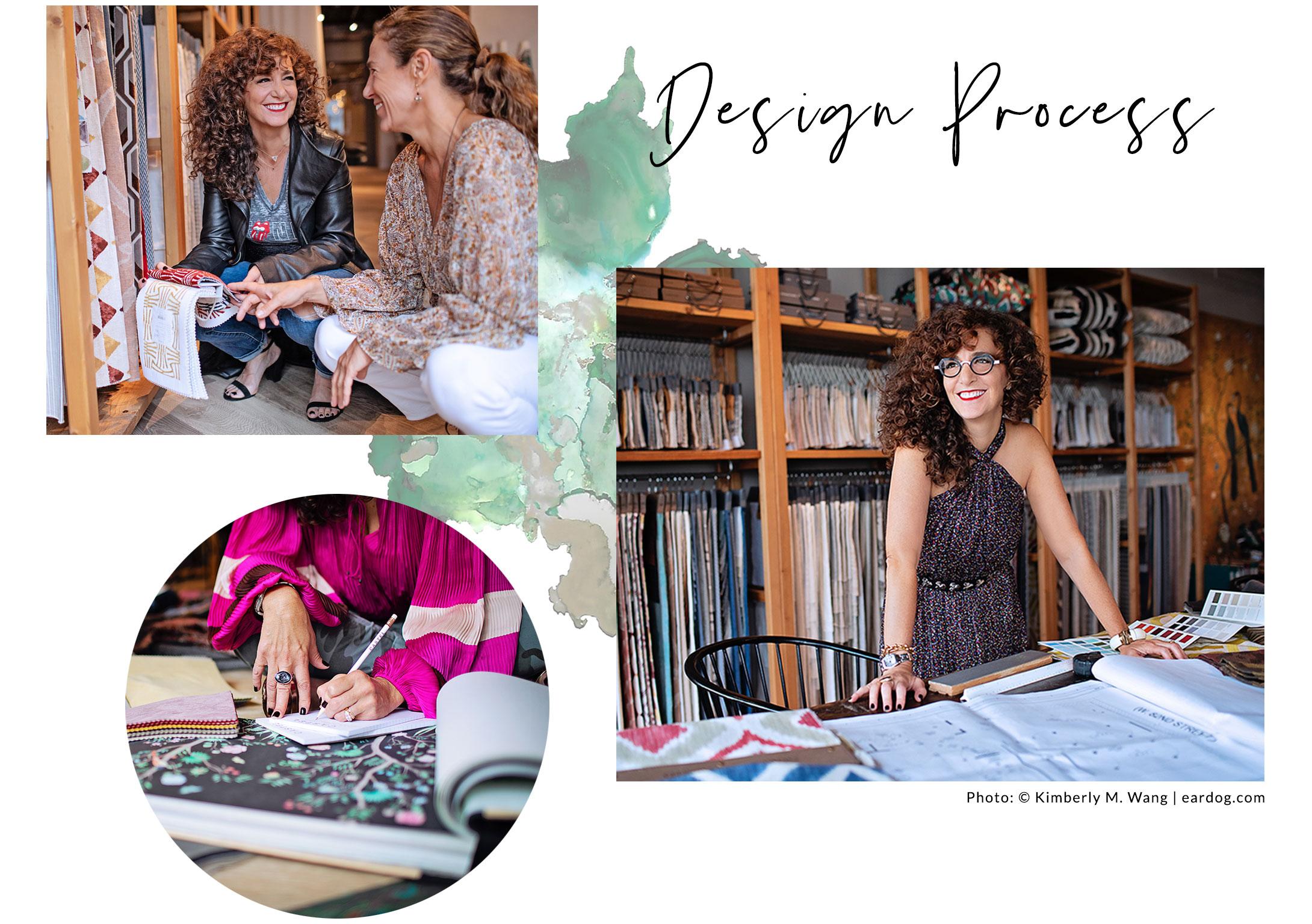 Interior Designer Laurie Blumenfeld Design Process